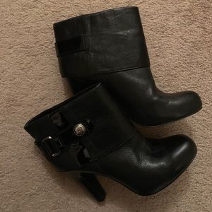 Coach Gene Nappa booties 8.5